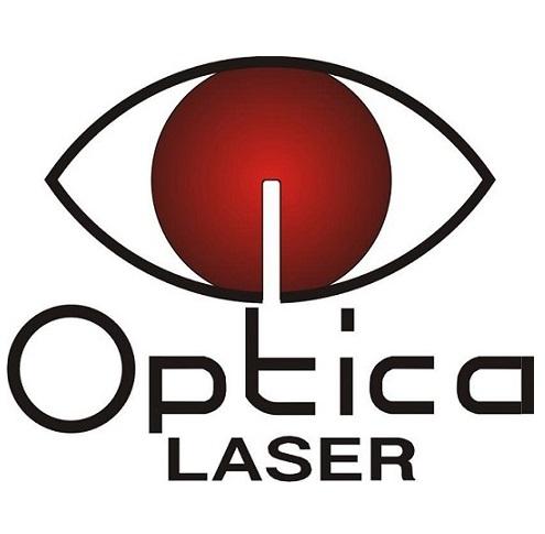 optica laser logo